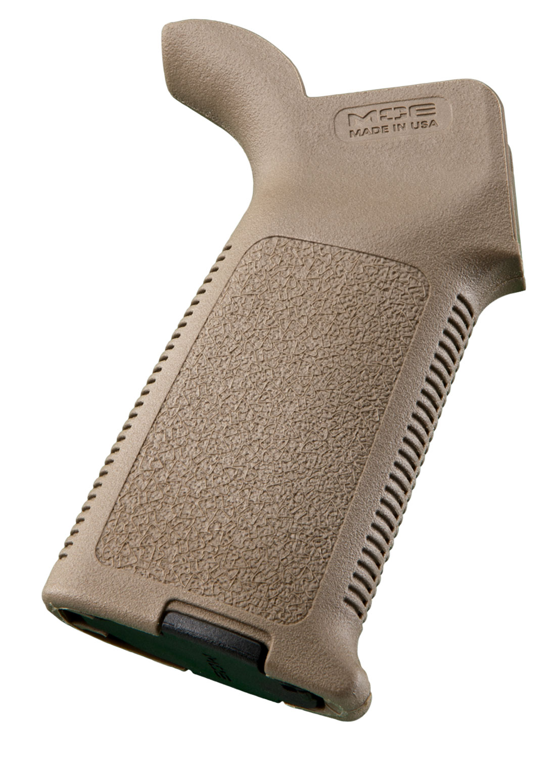 Magpul MAG415-FDE MOE  Pistol Grip Aggressive Textured Polymer Flat Dark Earth
