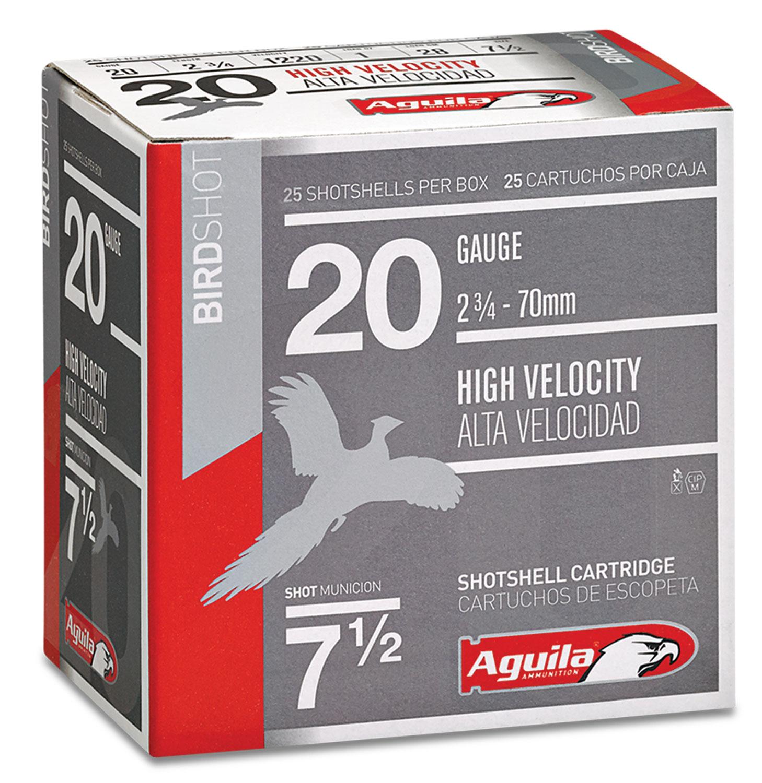 Aguila 1CHB2007 Field   20 Gauge 2.75