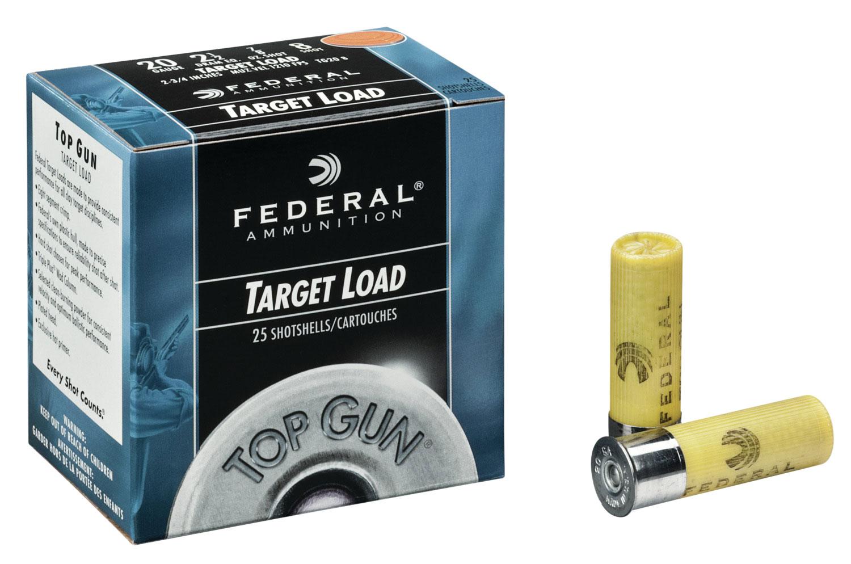 Federal TG208 Top Gun  20 Gauge 2.75