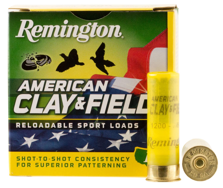 Remington Ammunition HT209 American Clay & Field Sport  20 Gauge 2.75