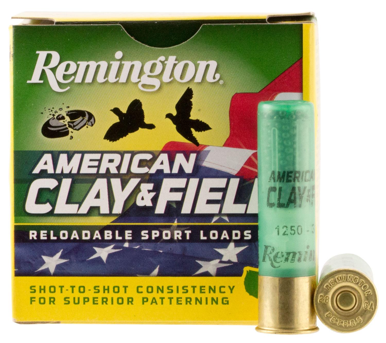 Remington Ammunition HT289 American Clay & Field Sport  28 Gauge 2.75