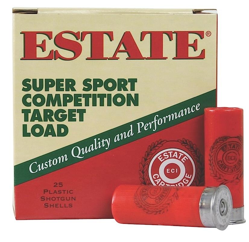 Estate SS12H8 Super Sport   12 Gauge 2.75