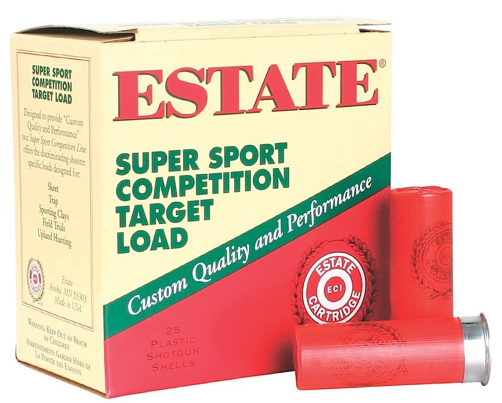 Estate SS12L8 Super Sport   12 Gauge 2.75
