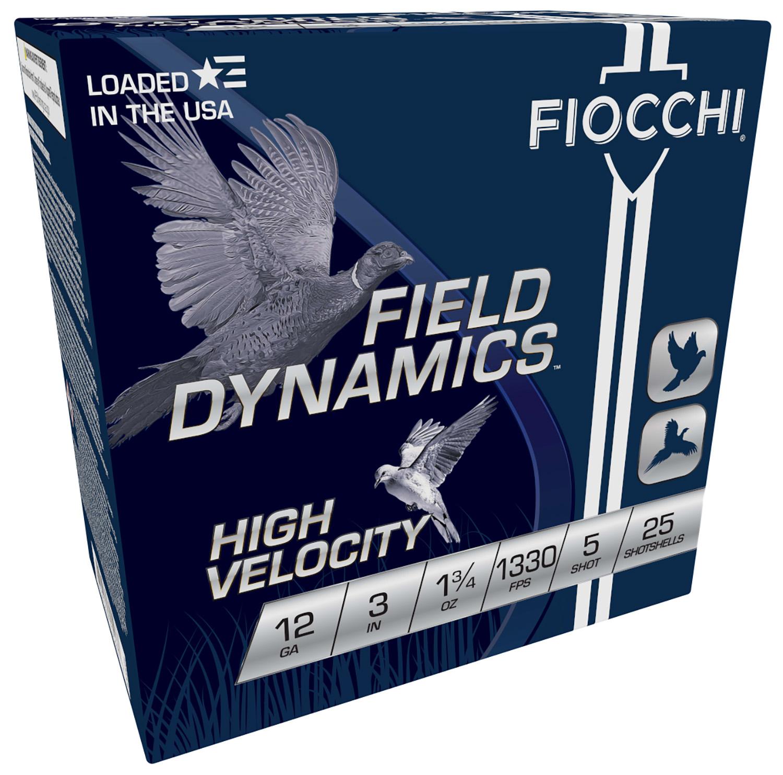 Fiocchi 123HV5 Shooting Dynamics Optima Specific  12 Gauge 3