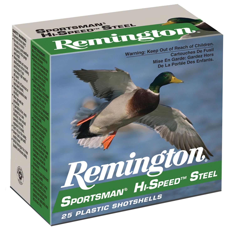 Remington Ammunition SSTHV12HMB Sportsman   12 Gauge 3