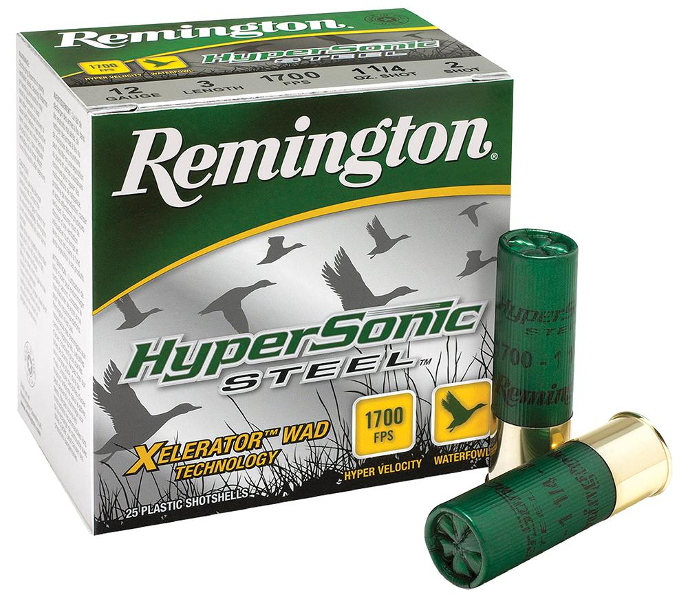 Remington Ammunition HSS12M1 HyperSonic   12 Gauge 3