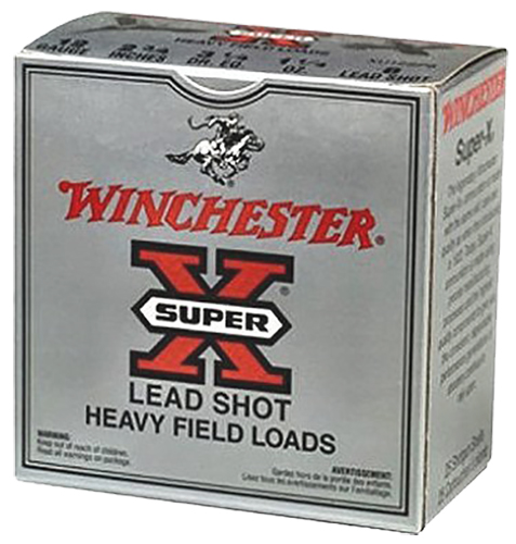 Winchester Ammo XU20H8 Super-X Heavy Game Load  20 Gauge 2.75