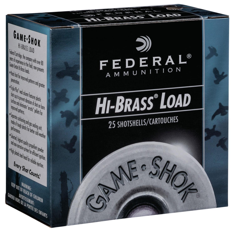 Federal H2045 Game-Shok Upland 20 Gauge 2.75