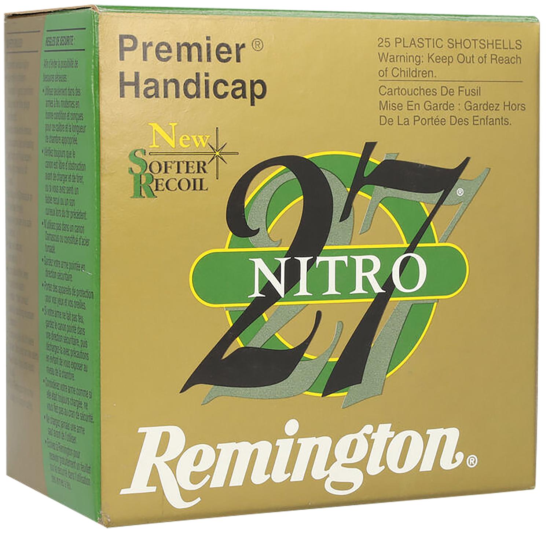 Remington Ammunition STS12NH7 Premier STS Target Load  12 Gauge 2.75