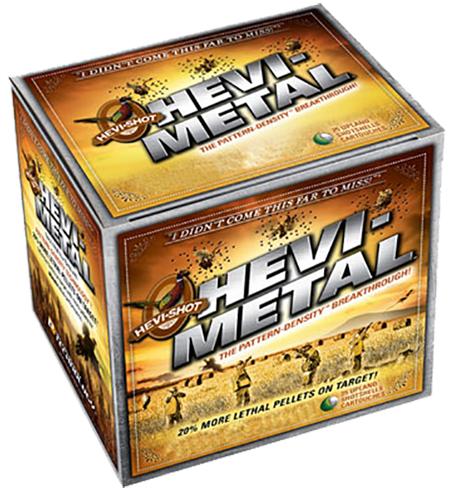 Hevishot 31234 Hevi-Metal Pheasant  12 Gauge 2.75
