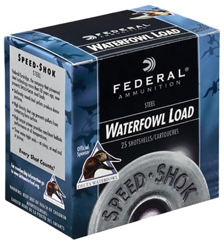 Federal WF2084 Speed-Shok Waterfowl  20 Gauge 2.75