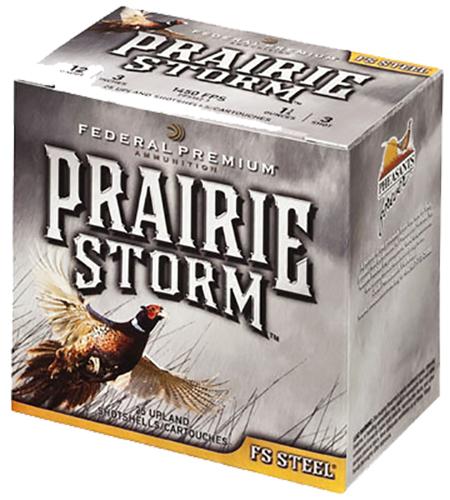 Federal PFS143FS3 Prairie Storm   12 Gauge 3