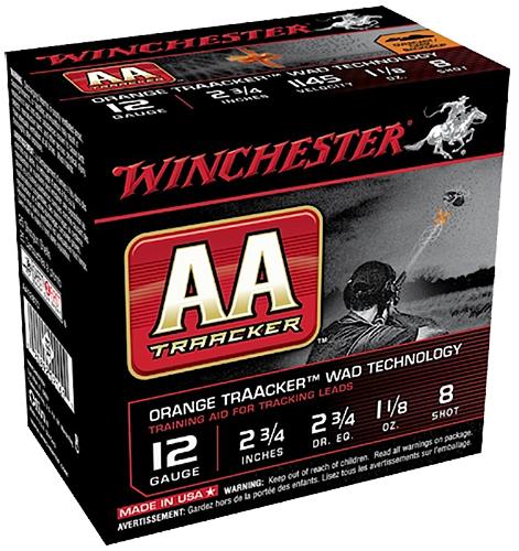 Winchester Ammo AA128TO AA TrAAcker  12 Gauge 2.75