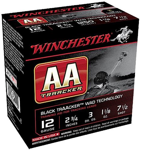 Winchester Ammo AAHA127TB AA TrAAcker  12 Gauge 2.75