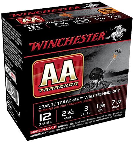 Winchester Ammo AAHA127TO AA TrAAcker  12 Gauge 2.75