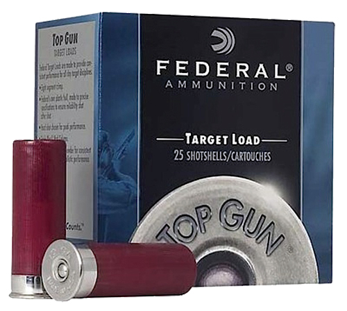Federal TG12EL8 Top Gun   12 Gauge 2.75