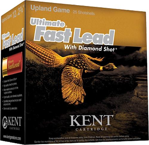 Kent Cartridge K122UFL36 Ultimate FastLead Upland 12Ga 2.75