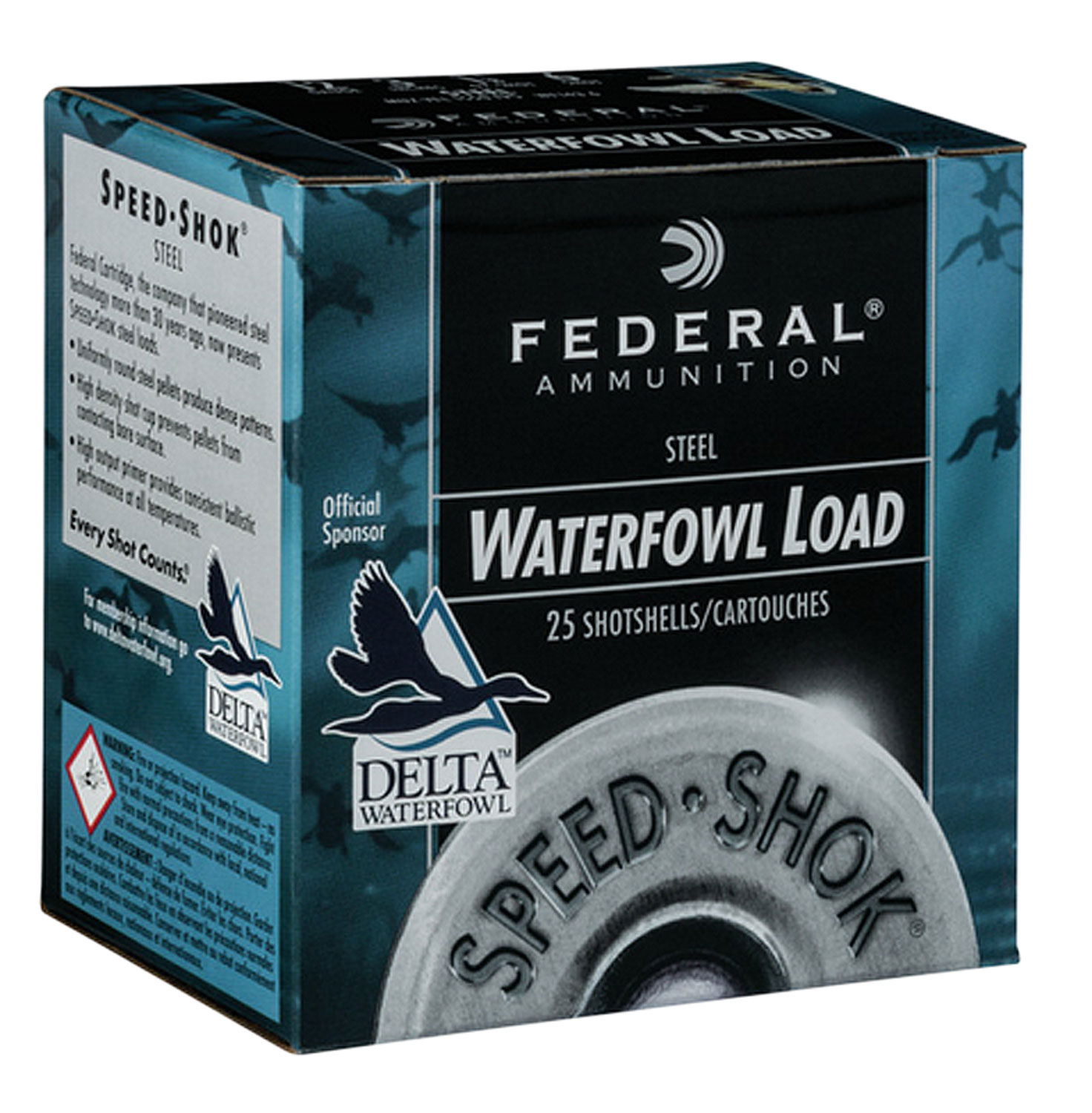 Federal WF142BB Speed-Shok  12 Gauge 3