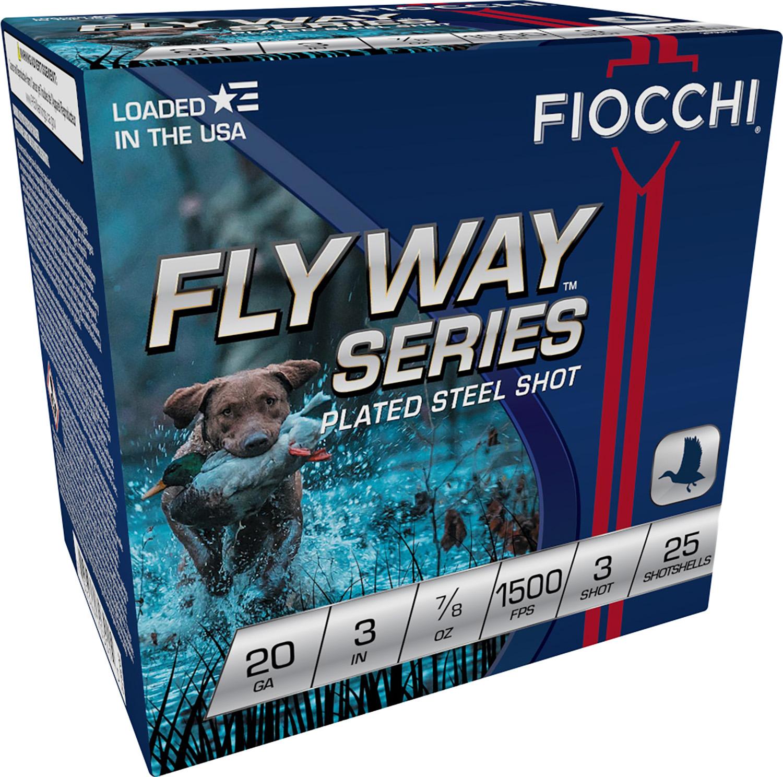 Fiocchi 203ST3 Arkansas Steel  20 Gauge 3