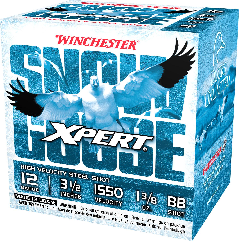 Winchester Ammo WXS12LBB Xpert Snow Goose High Velocity 12 Gauge 3.50