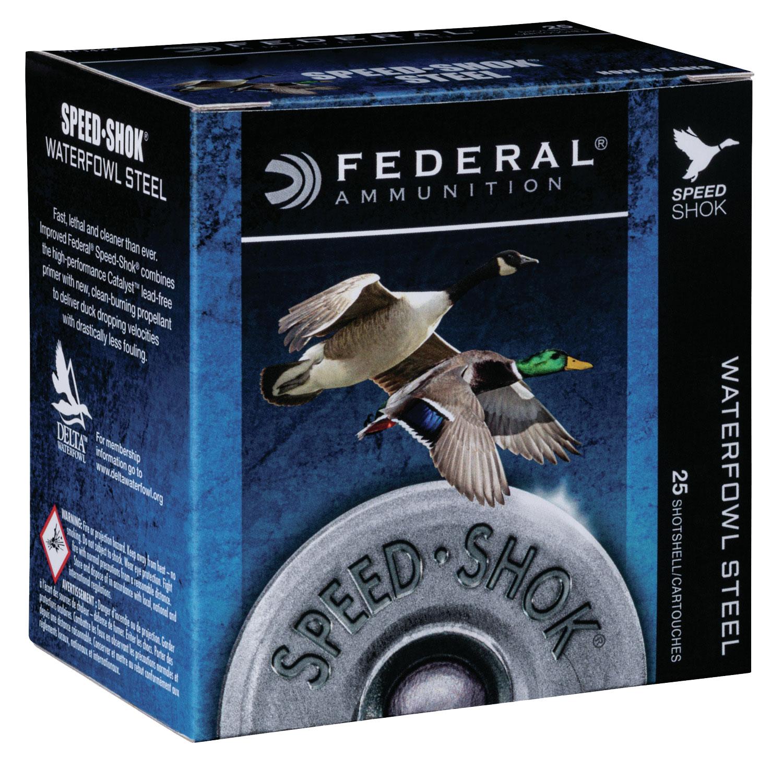Federal WF1341 Speed-Shok  12 Gauge 3.5