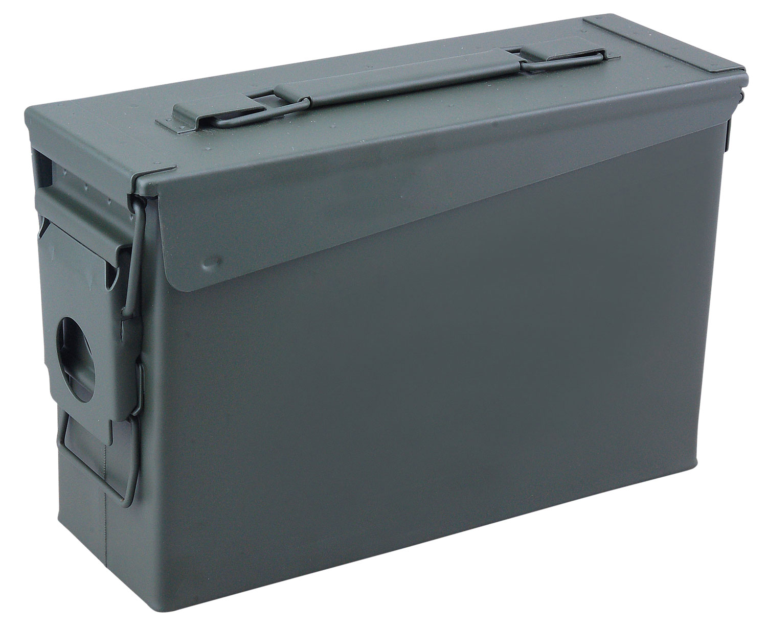 RELIANT RRG-1007-02   30 CAL METAL AMMO CAN    GRN