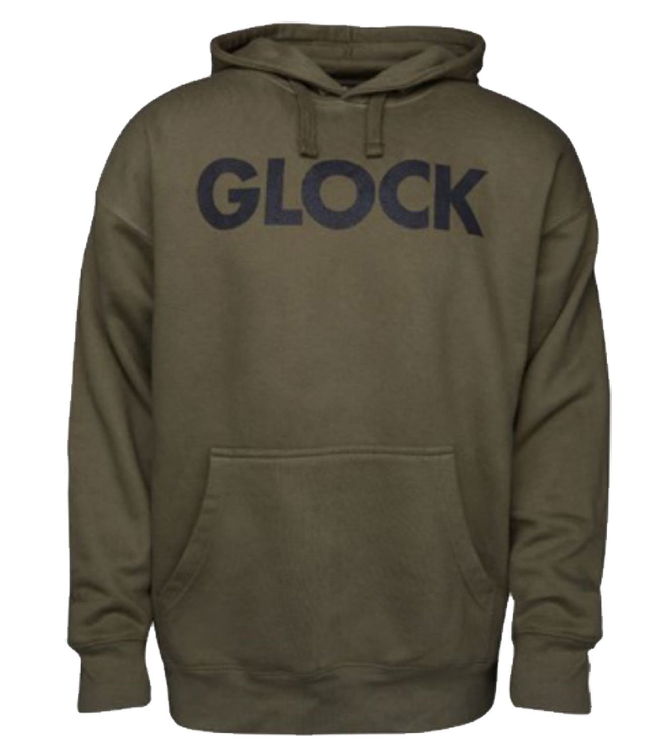 GLOCK TRADITIONAL HOODIE GREEN SMALL