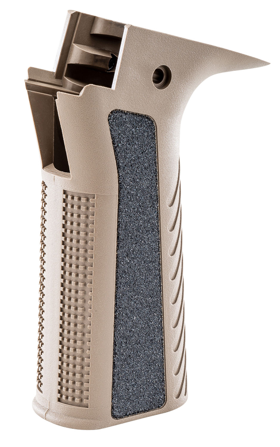 APEX TACTICAL SPECIALTIES 116111 Optimized Grip  CZ EVO 3 S1 Polymer Flat Dark Earth