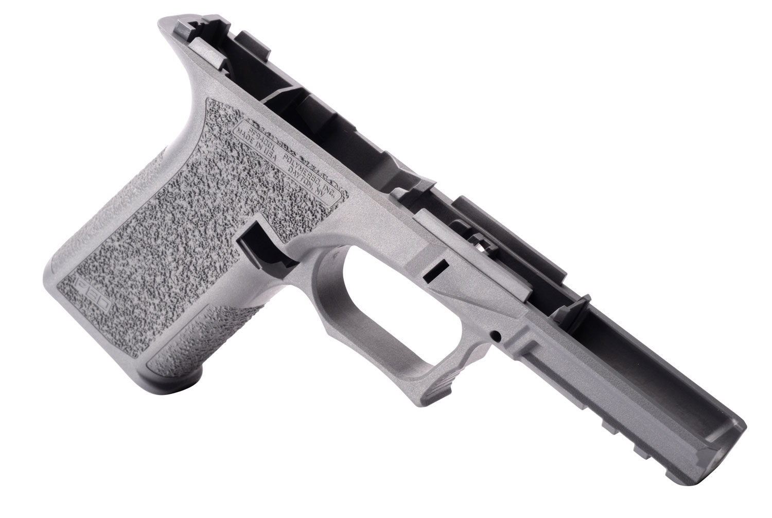 Polymer80 PF940CL Compact Long Slide Glock 17 Polymer Gray