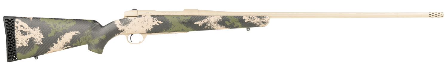 Weatherby MBC01N257WL8B Mark V Back Country 257 Wthby Mag 3+1 26