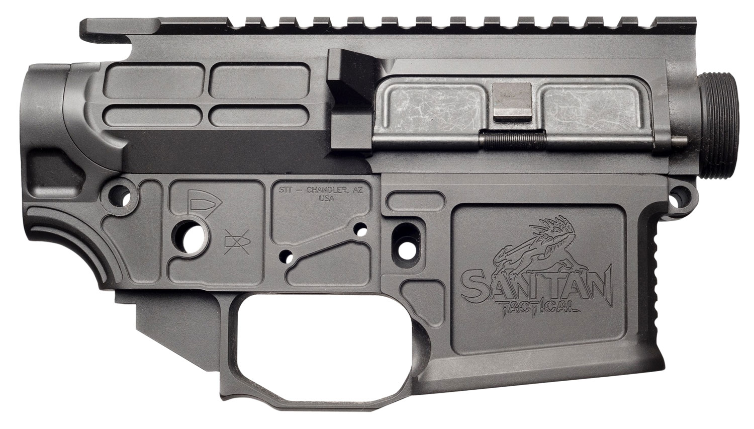 SAN TAN TACTICAL STT15LLITEPILLARCOMBO STT-15 Lite Pillar AR-15/M16