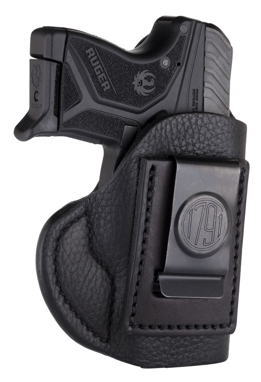 1791 Gunleather SCH0NSBL SCH  Night Sky Black Leather IWB S&W Bodyguard/Sig P238 Left Hand