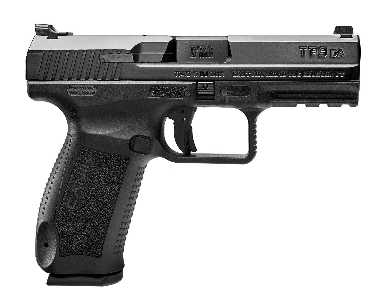Century HG4873N Canik TP9DA 9mm Luger 4.07