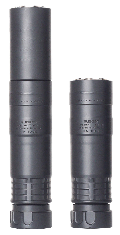 RUGGED SUPPRESSOR RAD01762 Radiant762  7.62mm 1.50