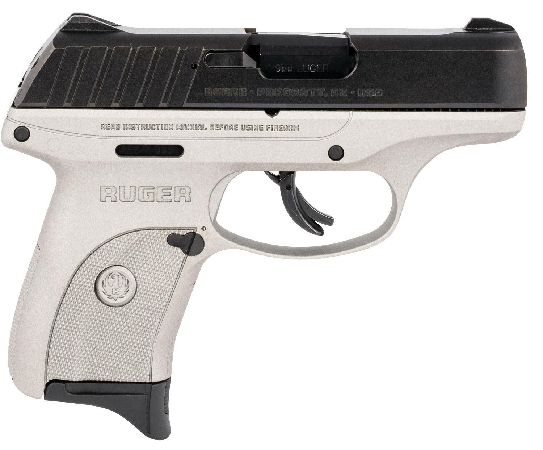 Ruger 3290 EC9s  9mm Luger 3.12