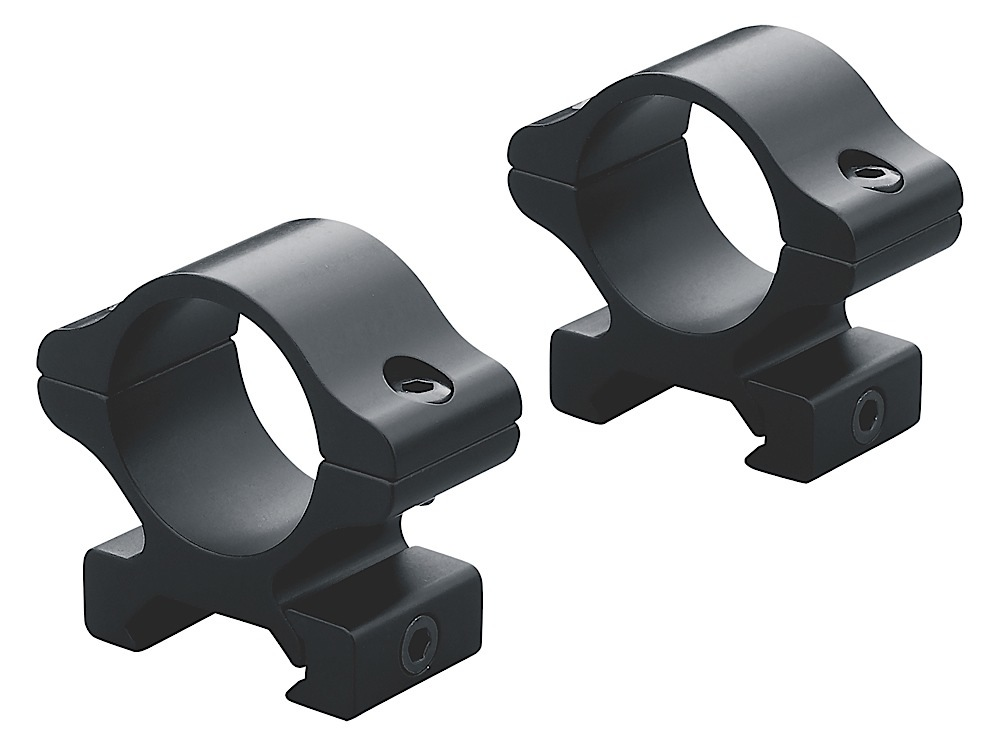 RINGS RIFLEMAN 22RF 3/8 MATTE - MATTE BLACK