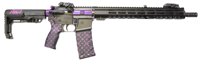I.O. M215 Femme Fatale 5.56 NATO 16