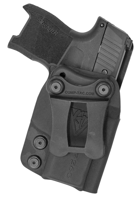 Comp-Tac Infidel Black Kydex IWB Sig Sauer P365 XL Right Hand