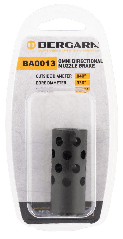 Bergara Rifles BA0013 Omni #3 30 Cal Black Steel .840