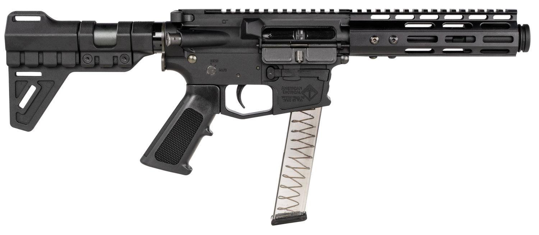 ATI ATIG15MSP9ML7 Mil-Sport  9mm Luger 5.50