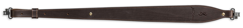 Browning John M. Browning Signature Gun Sling  <br>  Leather w/ Swivels
