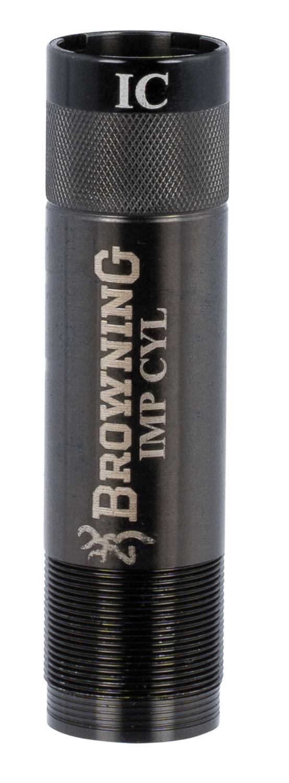 Browning 1132083 Invector-Plus Midas 12 Gauge Improved Cylinder Stainless Steel Black Oxide