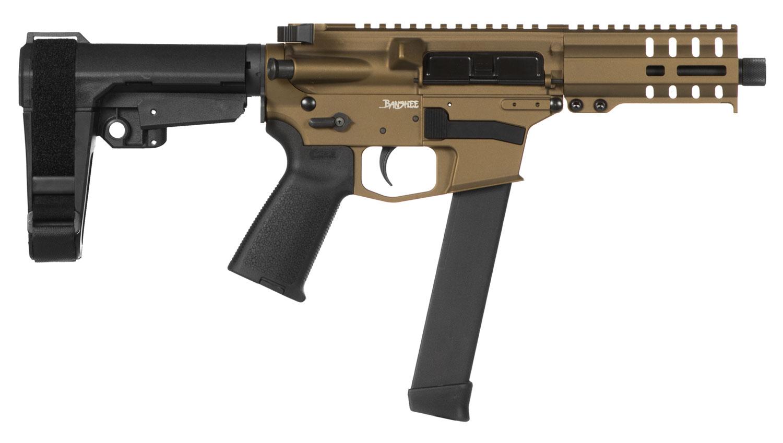 CMMG 99A172FBB Banshee 300 MKGS 9mm Luger 5