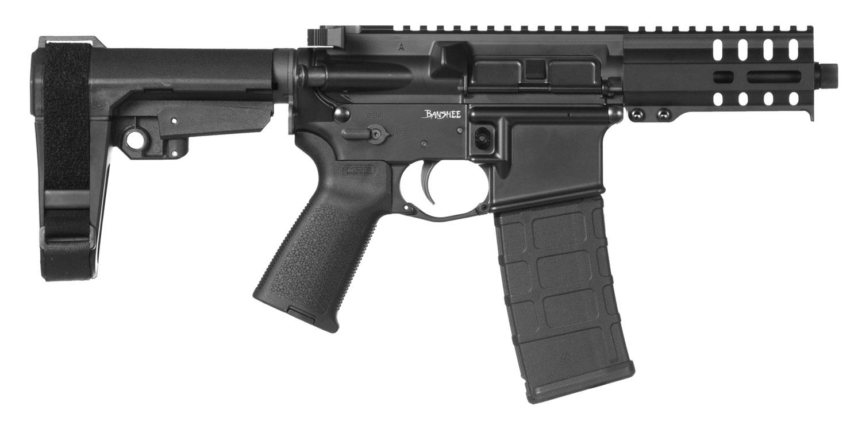 CMMG 94A179CGB Banshee 300 MK4 9mm Luger 5