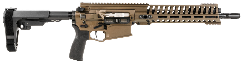 Patriot Ordnance Factory 01584 Revolution AR Pistol 308 Win,7.62 NATO 12.50