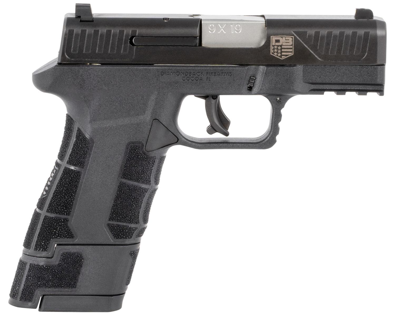Diamondback DBAM29VLH DBAM29 Sub-Compact 9mm Luger 3.50