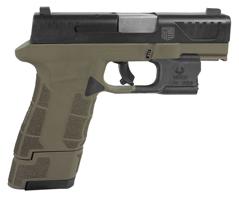 Diamondback DBAM29VLHFDE DBAM29 Sub-Compact 9mm Luger 3.50