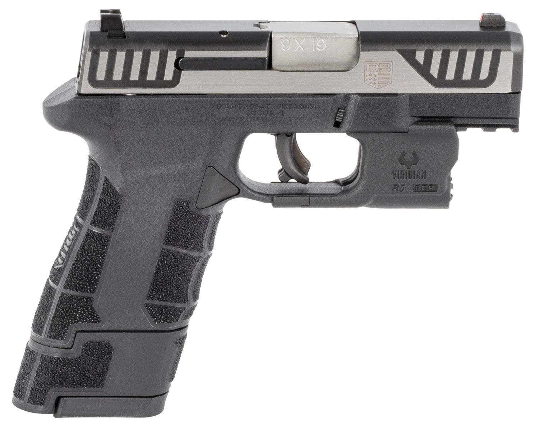 Diamondback DBAM29VLHSL DBAM29 Sub-Compact 9mm Luger 3.50