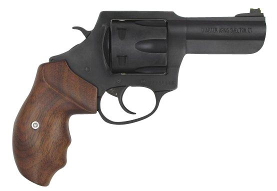 THE PROFESSIONAL 357MAG 4.2 - 6-SHOT | BLACKNITRIDE+