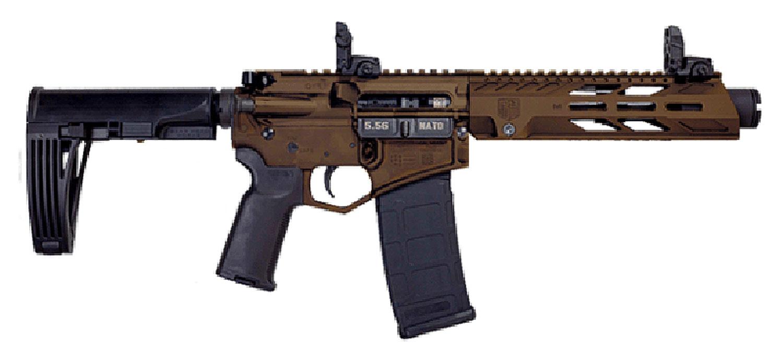 Diamondback DB15PDS7MB DB15  5.56x45mm NATO 7